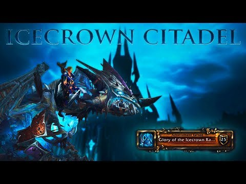 WoW Icecrown Citadel | The Icebound Frostbrood Vanquisher (A