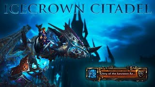 WoW Icecrown Citadel | The Icebound Frostbrood Vanquisher (Achievement Mount) -NOT A GUIDE-