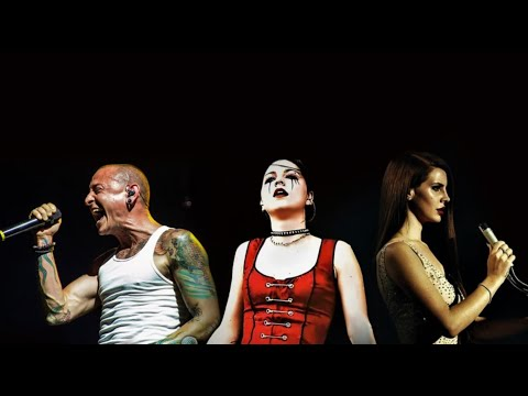 Linkin Park / Evanescence / Lana Del Rey - Bring Death To Life (MASHUP VIDEO)