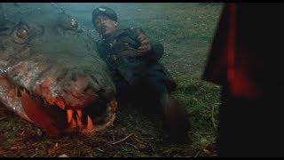 УЖАСЫ !!! Нападение Крокодила