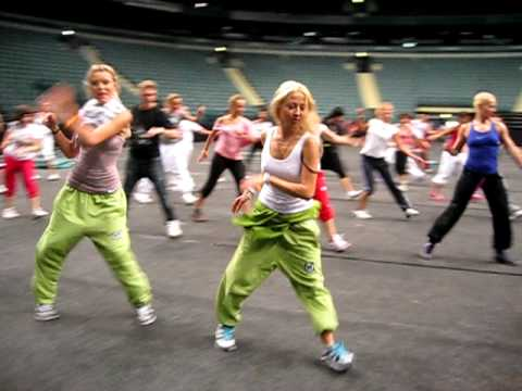 Fomin Alexander, Dance aerobics