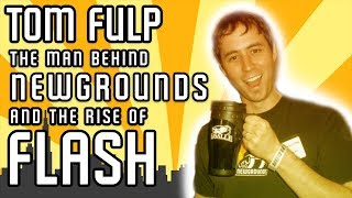 Tom Fulp: The Man Behind Newgrounds and The Rise of Flash