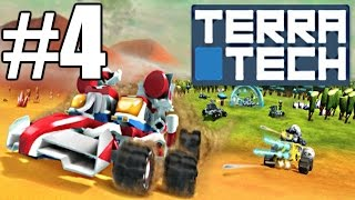 TerraTech Gameplay #4 - Flat Traxx (PC)