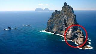 Вы не поверите, что почти 100 лет было спрятано на этом таинственном острове!