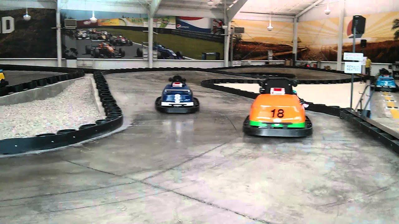 Go Karts Atlanta Ga >> Malibu Jacks Lexington Go Karts - YouTube