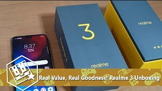 Cheapest Helio P60-powered phone?! Checking out the Realme 3!