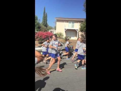 Colina middle school classic 5k