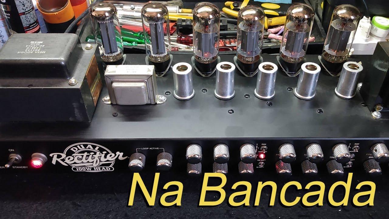 Bancada#5 - Mesa Dual Rectifier Reborn