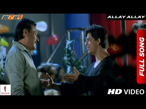 Allay Allay Full Song | One 2 Ka 4 | Shah Rukh Khan, Juhi Chawla
