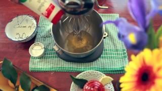 Kitchen Art's Living Series # 5: Lemon Chiffon Cake