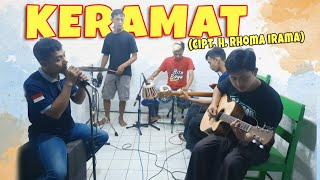 Download KERAMAT (Cover) Cipt. H. Rhoma Irama   CTR Musik