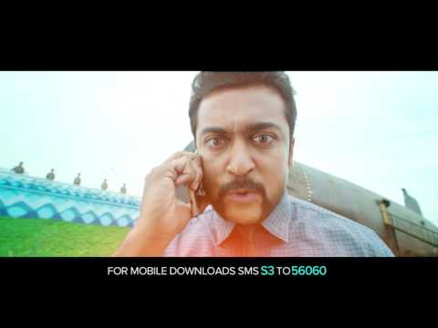 S3 Official Teaser   Tamil   Suriya,...