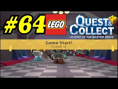 Let's Play #64 - LEGO Quest & Collect