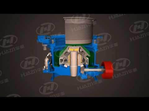 HPY Series Multi cylinder Hydraulic Cone Crusher