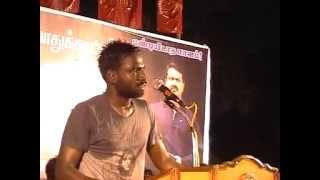 Dhuruvan Selvamani's Tiger Flow Speech At Kalayarkovil - Part   8