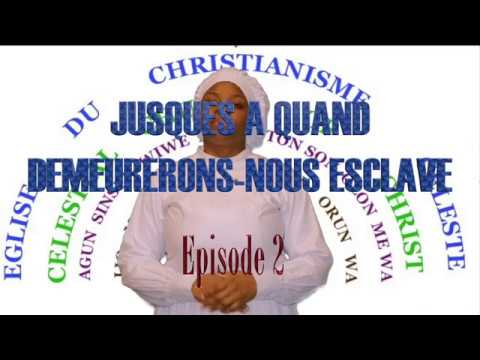 WHO'S the fake Jesus( ep 2) for how long will we remain in slavery:qui est le faux JESUS (2e ep)