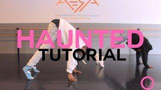Haunted (TUTORIAL / ONLINE CLASS) | Beyonce' | Lyrik London Choreography