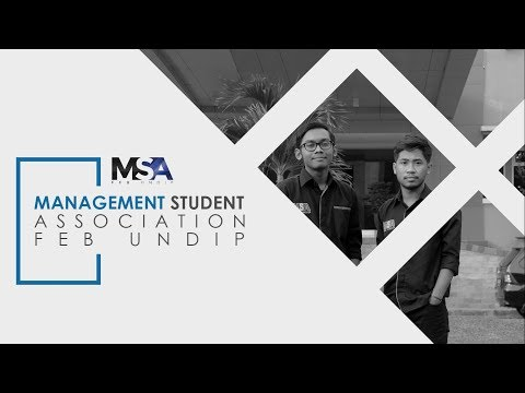 Company Profile - Management Student Association FEB Undip 2017 #LimitlessIntegrity