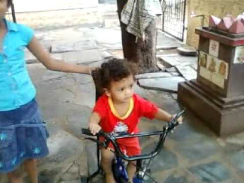 Adheet - Bicycle ride