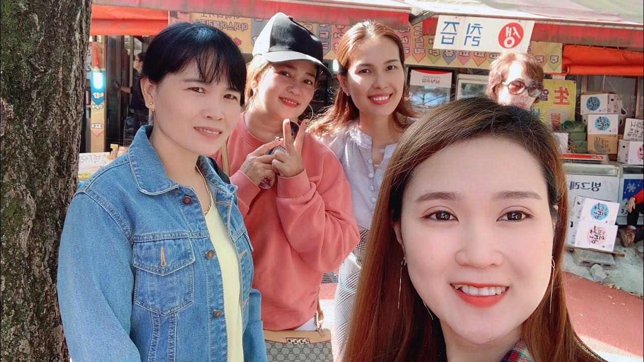Tập 68🇰🇷 Ngắm Phong Cảnh Mùa Lá Đỏ Ở Hàn Quốc Vào Mùa Thu Đẹp Lung Linh