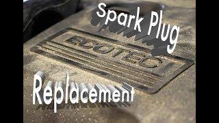 GM EcoTec Spark Plug Replacement