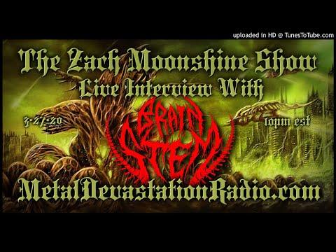 Brain Stem - Interview 2020 - The Zach Moonshine Show