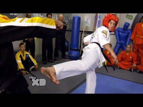 Kickin It   Jack Dojo Fight Scene