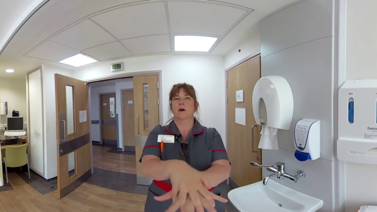 Learn Hand Hygiene from the UK Infection Prevention Society