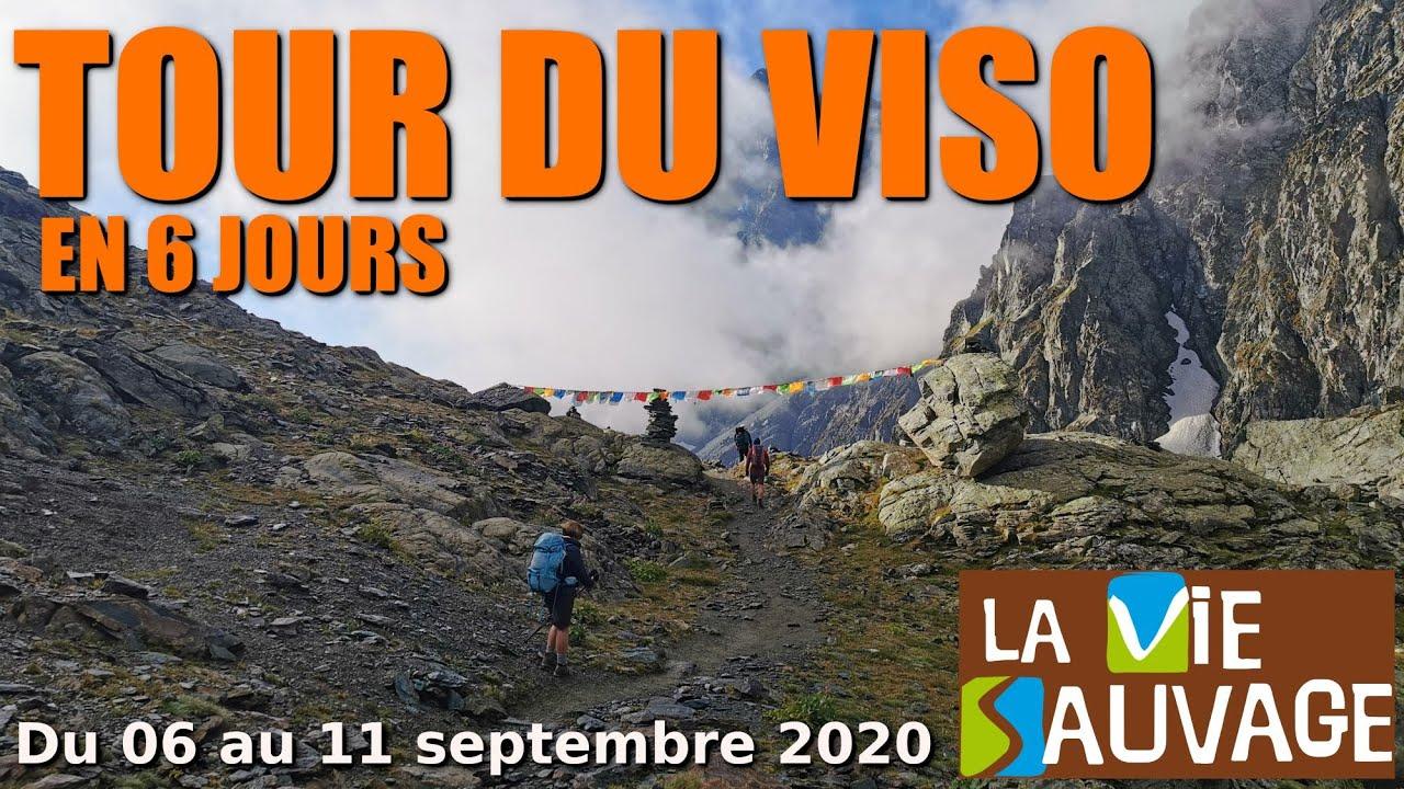 Download Tour du Mont Viso en 6 jours (Queyras) - septembre 2020 - Gopro HERO8
