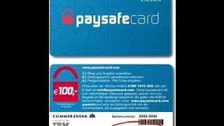 FREE Paysafecard /Amazon....