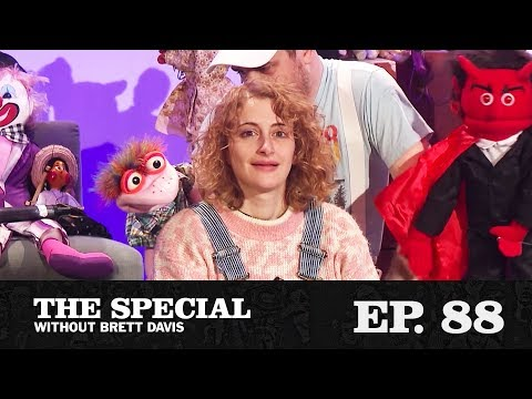 """The Special Without Brett Davis Ep. 88: """"Goldie Goldberg & Friends!"""" with Jo Firestone & Beverly"""