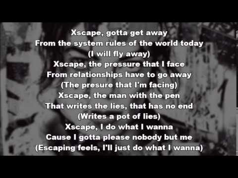 Michael Jackson - Xscape (Original Version)(With Lyrics)