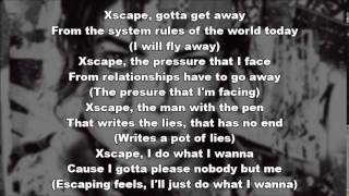 Michael Jackson - Xscape (Original Version)(With Lyrics)