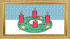 Advent: Warten auf Weihnachten