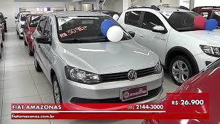 Gazeta Motors - Fiat Amazonas Versão 2