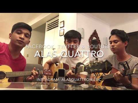 Your Song - Parokya Ni Edgar (Alas Quattro Acoustic Cover)