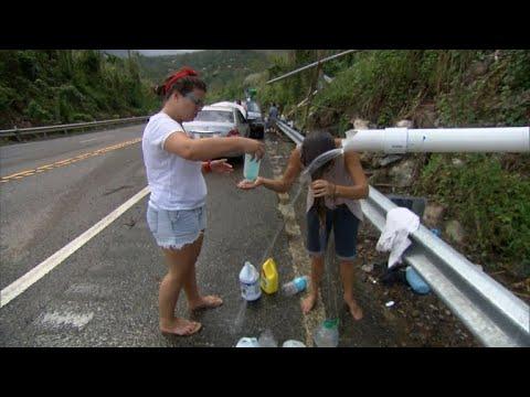Post-storm Puerto Rico: