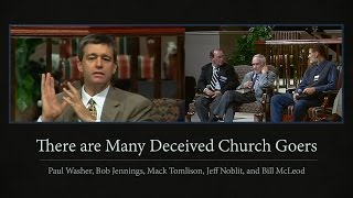 There are Many Deceived Church Goers - Paul Washer thumbnail