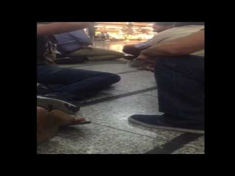 Live Unseen Footage Of Istanbul Ataturk Airport Attack And Bombing (45 Dead And 250 Injured)