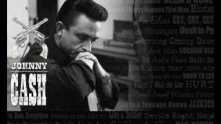 Johnny Cash - I Heard The Lonesome Whistle Blow ( Apparat Remix)