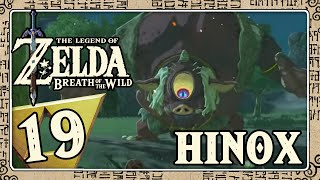 THE LEGEND OF ZELDA BREATH OF THE WILD Part 19: The Hinox in the Phalian Highlands