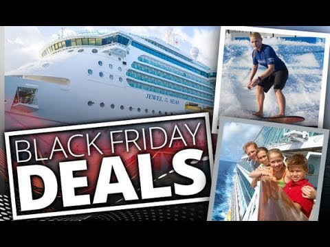 Black Friday CRUISE deals Get a QUARTER off your Caribbean holiday cost