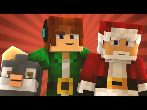 Minecraft Animado #20 : NATAL MALUCO !! ( Minecraft Animation )