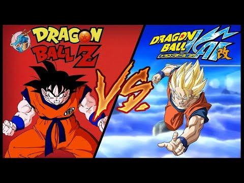Dragon Ball Z VS. Dragon Ball Kai | Which Should You Watch ? (ft. Sal The Saiyan)