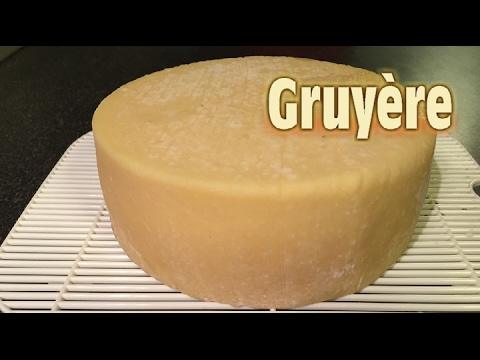 How to Make Gruyère Style Cheese at Home
