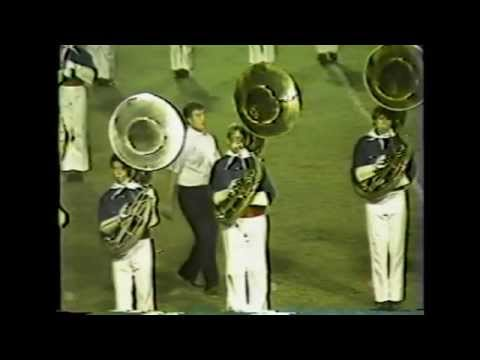 Shikellamy Marching Braves (1985 Florida Championships)