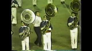 Shikellamy Marching Braves (1985 Florida Championships)