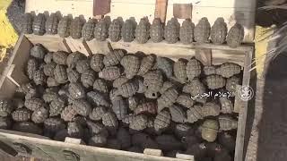 Трофеи захваченные у ИГ | Trophies captured from the ISIS