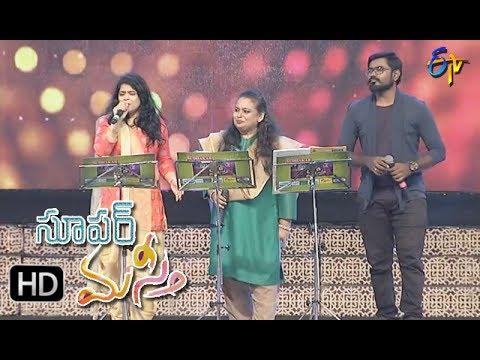 Lalaguda Mallesha Song   Malgudi Subha,Usha,Deepu Performance SuperMasti Karimnagar 11thJune2017  