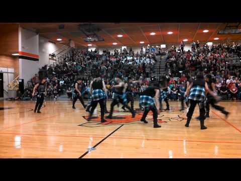 Bend High School Dance Team